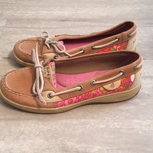 Sperry slide on shoes
